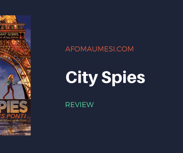 Review | City Spies #1 by James Ponti