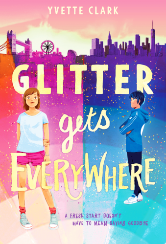 Glitter Gets Everywhere (London)  Best Middle Grade Books Set in Europe