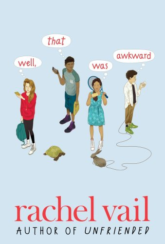 Well, That Was Awkward - The Best Funny Middle-Grade Books