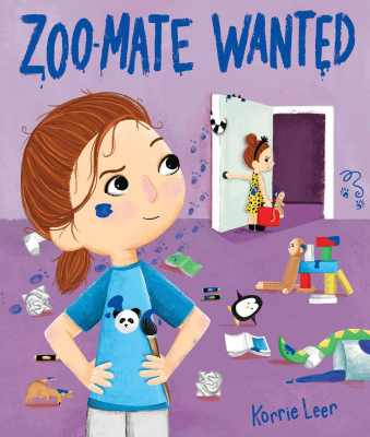 zoo-mate wanted picture book