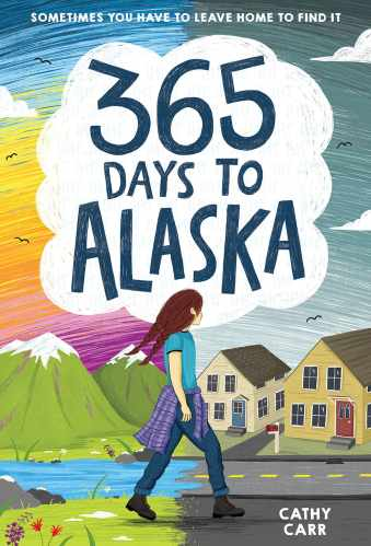 365 Days to Alaska- Middle-Grade Books to Read in 2021