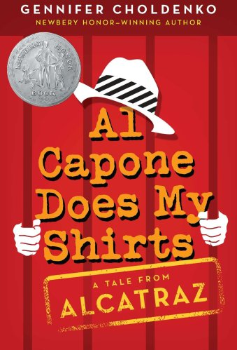 Al Capone Does My Shirts -  middle-grade books with neurodivergent characters