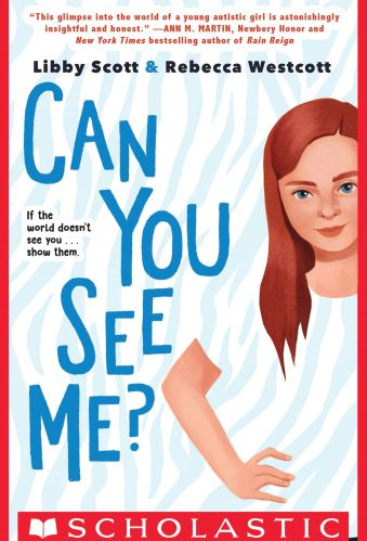 Can You See Me? -  middle-grade books with neurodivergent characters