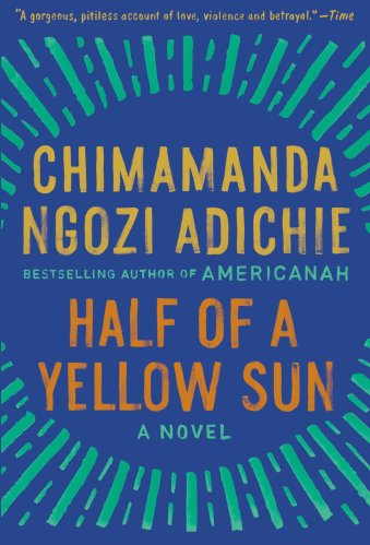 books like homegoing - half of a yellow sun