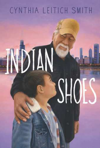Indian Shoes - native american middle-grade