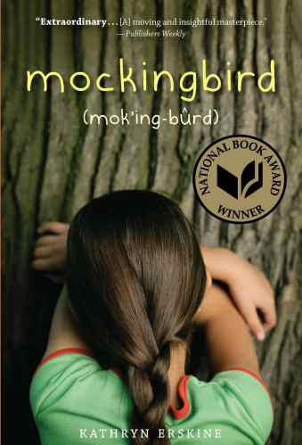 Mockingbird -  middle-grade books with neurodivergent characters