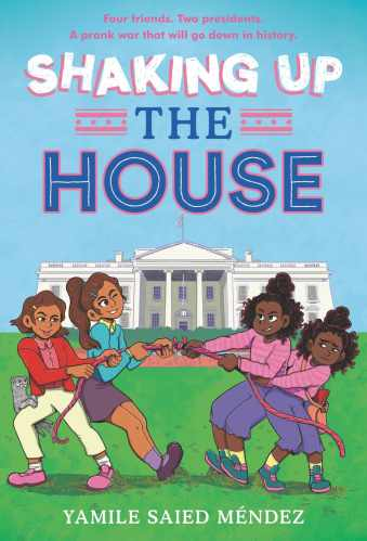 Shaking Up the House - Yamile Saied Méndez