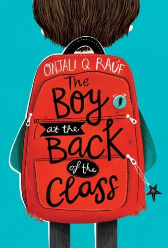 The Boy at the Back of the Class - middle-grade books about immigration