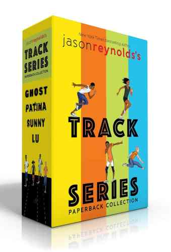 Track Series - Best Books for Sixth Graders