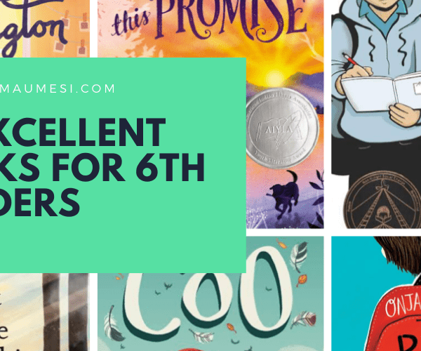 38 Best Books for Sixth Graders