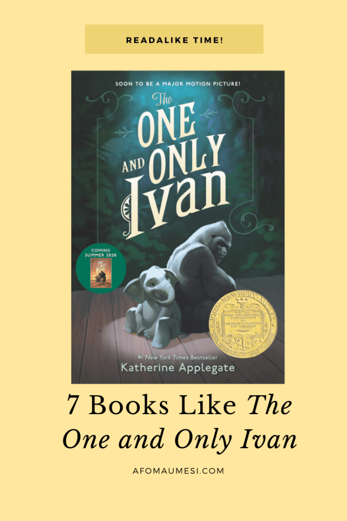 books like the one and only ivan