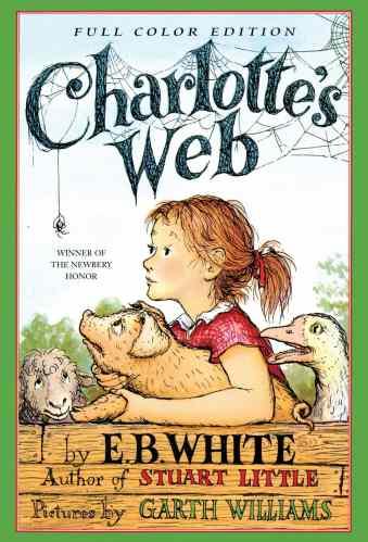 Charlotte's Web - Best Middle Grade Books Set on a Farm