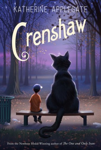 Crenshaw - best middle-grade books about families