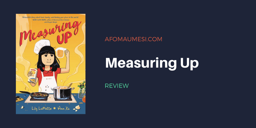 measuring up book review