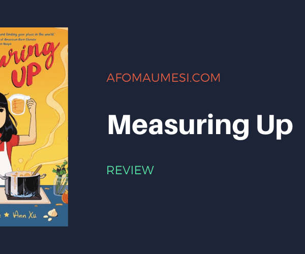 Graphic Novel Review | Measuring Up