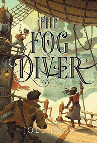 the fog diver - best books for sixth graders