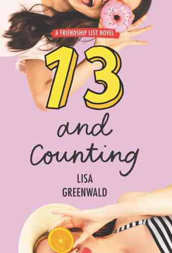 13 and counting - best Books for Eighth Graders