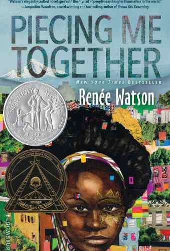 Books for Eighth Graders - piecing me together