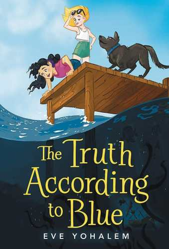 the truth according to blue - best books for eight graders
