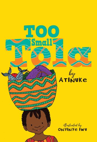 too small tola -  Middle-Grade Books About Body Image and Body Positivity