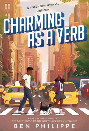 Charming As A Verb - YA Books About College Admission