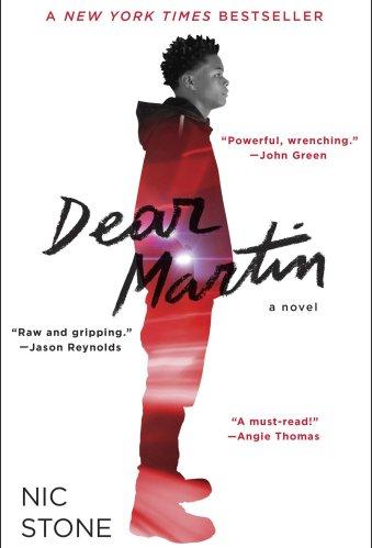 dear martin - black ya