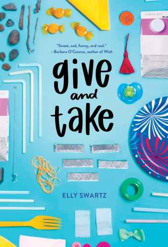 give and take - best middle-grade books about families