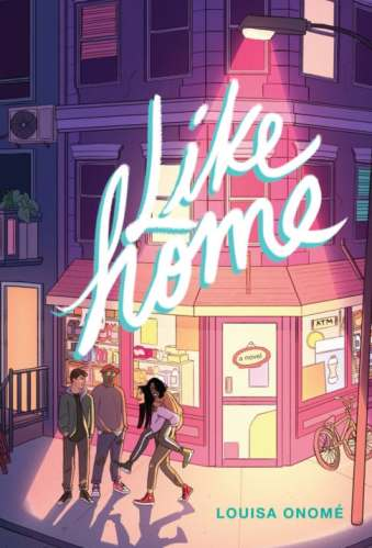 Like Home - Louisa Onome - Author Interview