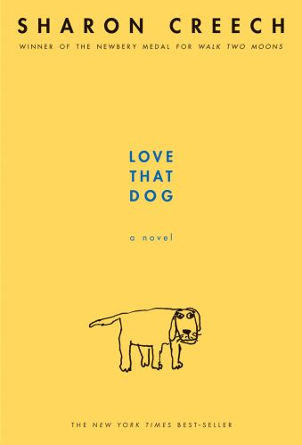 love that dog - middle-grade novels in verse