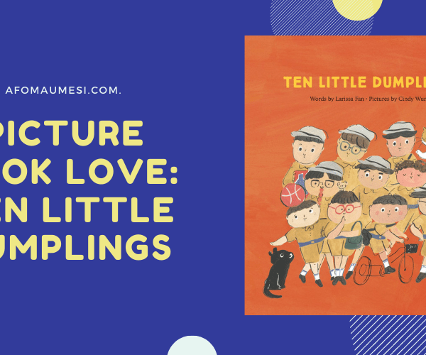 Picture Book Friday: Ten Little Dumplings