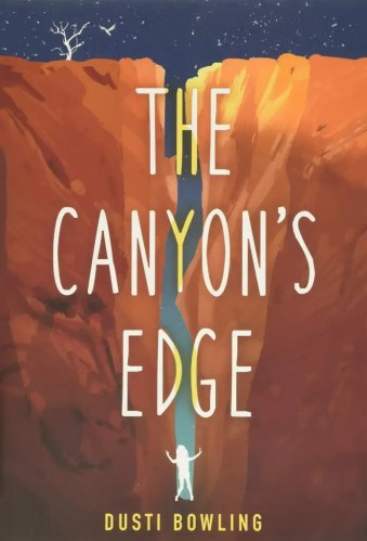 the canyon's edge - middle-grade novels in verse