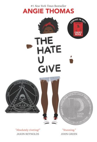 Best Books for Ninth Graders - the hate u give
