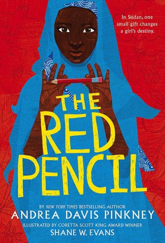 the red pencil - middle-grade novels in verse