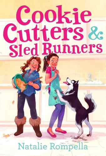 Cookie Cutters & Sled Runners - Middle Grade Books About Business Savvy Kids
