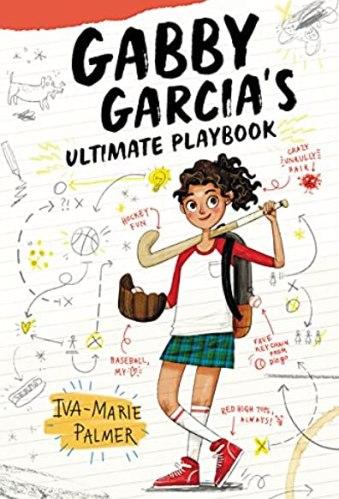 Gabby Garcia - Best Tween Book Series / Middle-Grade Book Series