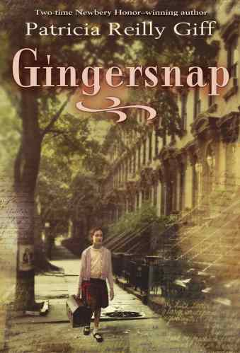 Gingersnap - Middle-grade books about food