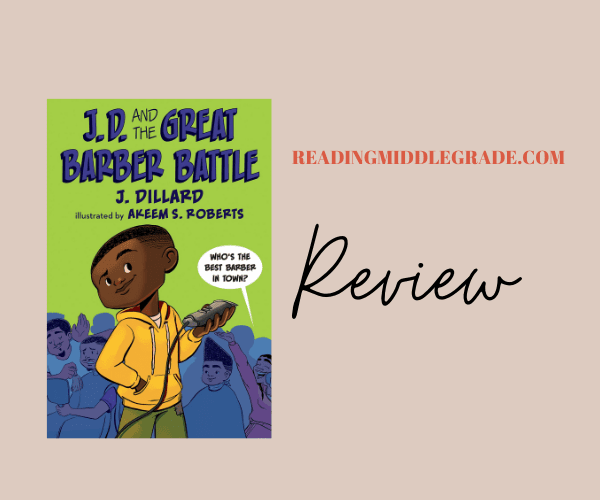 Review | J.D. and the Great Barber Battle