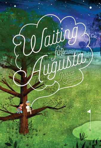 Waiting for Augusta - Middle-Grade Books About Death and Grief