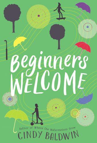 Beginners Welcome - Cindy Baldwin