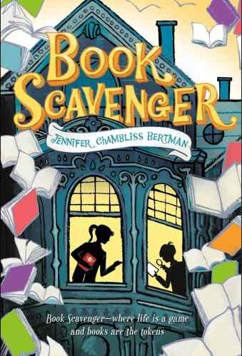 Book Scavenger - Best Middle Grade Books About Libraries