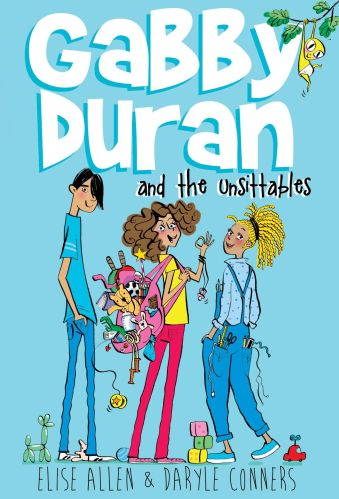 Gabby Duran - Middle-Grade Series and Companion Titles