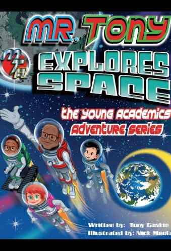 Mr. Tony Explores Space - Auntor Interview
