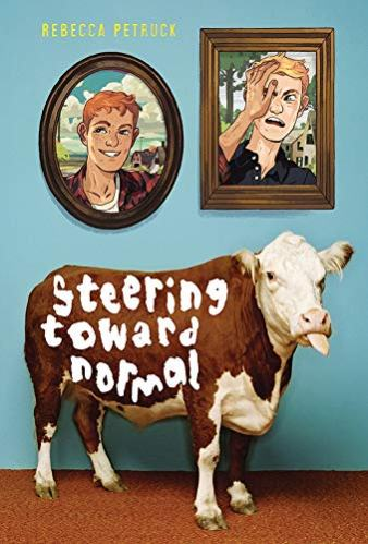 Steering Toward Normal - Best Middle Grade Books Set on a Farm