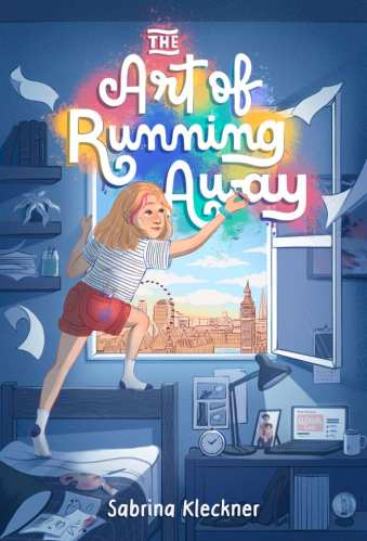 the art of running away - Best Middle Grade Books Set in Europe