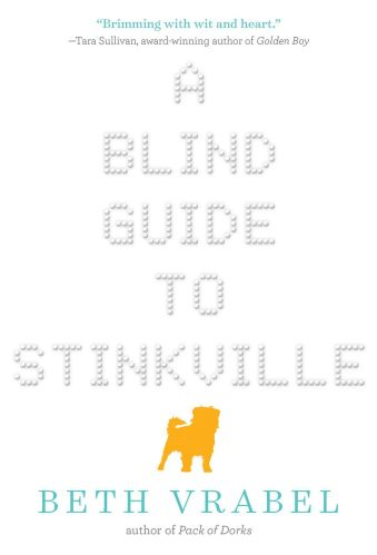 A Blind Guide to Stinkville - Middle-Grade Books About Disability (Physical Disabilities)