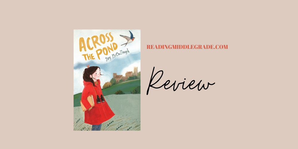 Across the Pond - Book Review