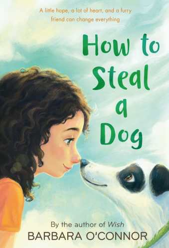 How to Steal a Dog - Best Middle Grade Books About Dogs