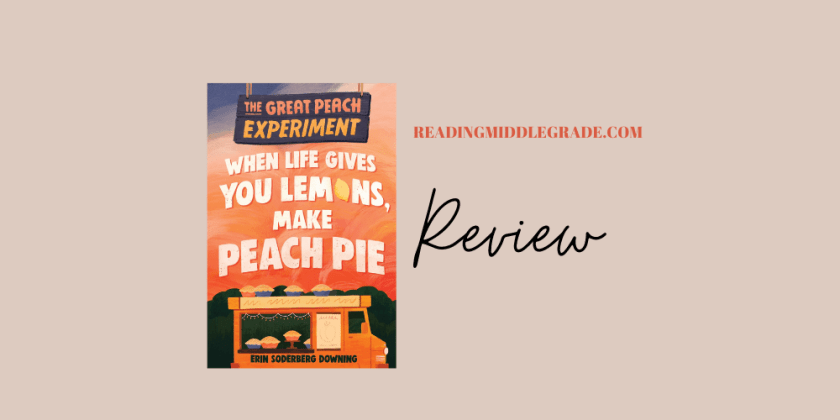 The Great Peach Experiment #1 - Book Review