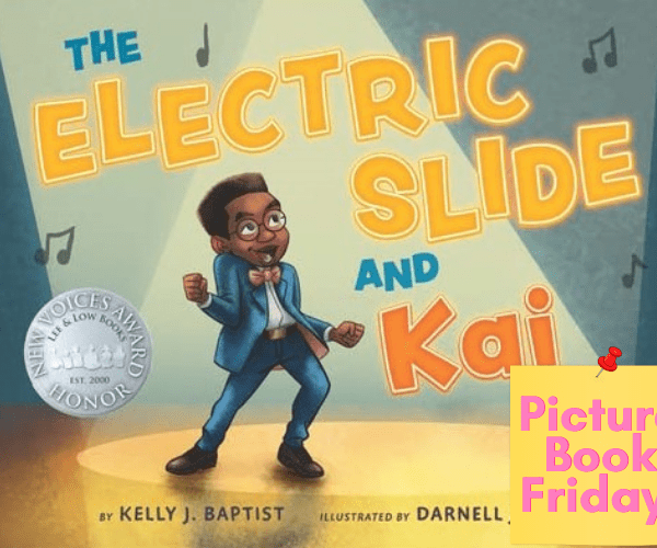 Picture Book Friday: The Electric Slide and Kai