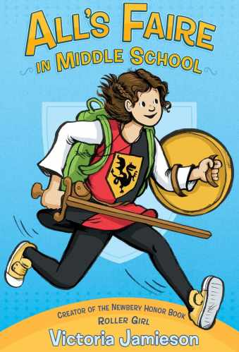 All's Faire in Middle School - best graphic novels for middle school